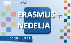 Еразмус+ недеља