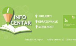 Активности Информативног центра Фондације Темпус у јануару