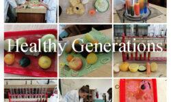 """Пример добре праксе – eTwinning пројекат """"Healthy Generations"""""""